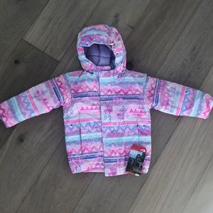 3t toddler north face coat